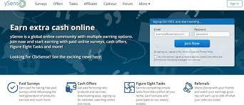 Clixsense free registration
